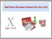 Best Photo Recovery Software for Mac OSX Screenshot