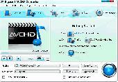 Bigasoft AVCHD Converter Screenshot