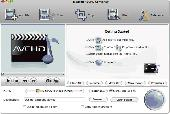 Bigasoft AVCHD Converter for Mac Screenshot