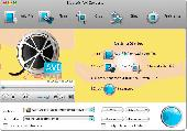 Bigasoft AVI Converter for Mac Screenshot
