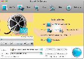 Bigasoft AVI Converter for Mac Screenshot