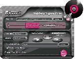 Bigasoft BlackBerry Ringtone Maker Screenshot