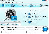 Bigasoft MP4 Converter Screenshot