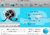 Bigasoft PSP Video Converter for Mac Screenshot