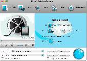 Screenshot of Bigasoft iPad Video Converter for Mac