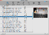 BlackBerry Recovery for Mac Screenshot