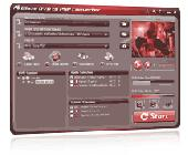 BlazeVideo DVD to PSP Converter Screenshot
