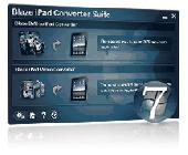 BlazeVideo iPad Converter Suite Screenshot