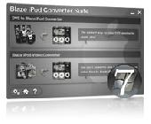 BlazeVideo iPod Converter Suite Screenshot