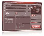 Blaze DVD to PSP Converter Screenshot