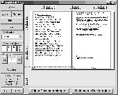 Screenshot of BookPrintXP