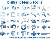 Brilliant Menu Icons Screenshot