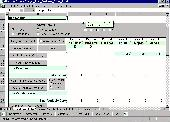 Screenshot of Budget Tool Business Excel