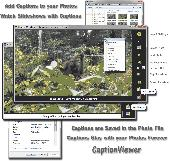 Screenshot of CaptionsMadeEasy CaptionViewer