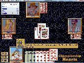 Championship Hearts for Windows Screenshot