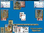 Championship Spades for Windows Screenshot