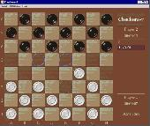 Screenshot of Checkers-7