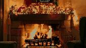 Christmas Fireplace ScreenSaver Screenshot