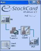 Chronos eStockCard v3 Mobile Edition Screenshot