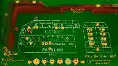Screenshot of Classic Craps
