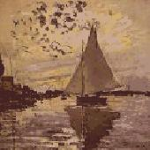 Claude Monet Art Screenshot