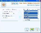 Convert MSSQL database Screenshot