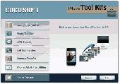 Screenshot of Cucusoft iPhone Tool Kits