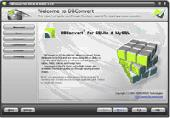 DBConvert for SQLite & MySQL Screenshot