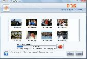 DDR Photo Recovery Software Screenshot