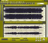 Screenshot of DRB Audio Editor