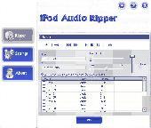 Screenshot of DU iPod Audio Ripper