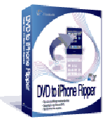 DVD to iPhone Ripper Screenshot