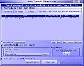 Screenshot of DX Audio Converter Extractor Max