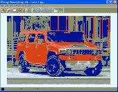 Screenshot of DX Image Viewer