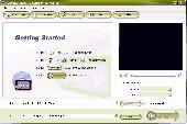 Daniusoft DVD to Apple TV Converter Screenshot