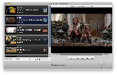 Daniusoft Video Converter Pro for Mac Screenshot
