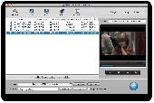 Daniusoft Video Converter for Mac Screenshot