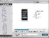 Screenshot of Daniusoft iTransfer