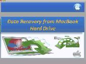 Screenshot of Data Recovery from Macbook Hard Drive
