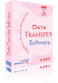Data Transfer Software Screenshot