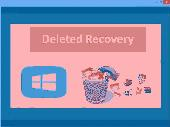 Deleted Recovery Screenshot