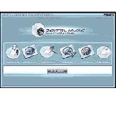 Digital Music Record Edit Burn Studio Screenshot