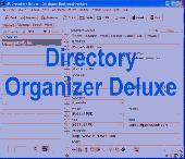 Screenshot of Directory Organizer Deluxe