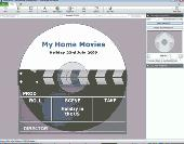 Disketch Free CD Label Software Screenshot