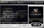 Screenshot of Doremisoft Video to Flash Converter for Mac