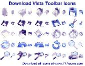 Download Vista Toolbar Icons Screenshot