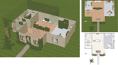 Screenshot of DreamPlan Home Design Software Free
