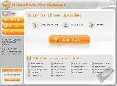 Screenshot of DriverVista For Gateway