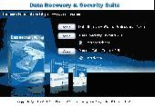 Data Recovery & Security Suite Screenshot