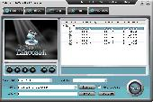 Eahoosoft DVD to iPad Converter Screenshot
